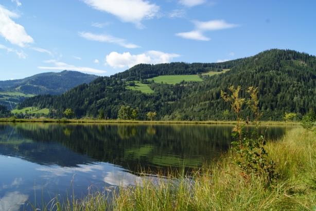 Bergsee Arriach_Grundnerhof